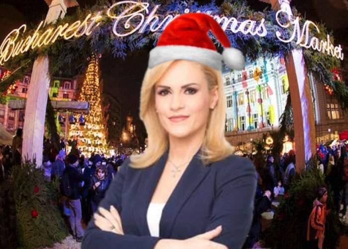 Veşti bune, bucureşteni! Dacă tot a nins, Gabi Firea organizează încă un târg de Crăciun