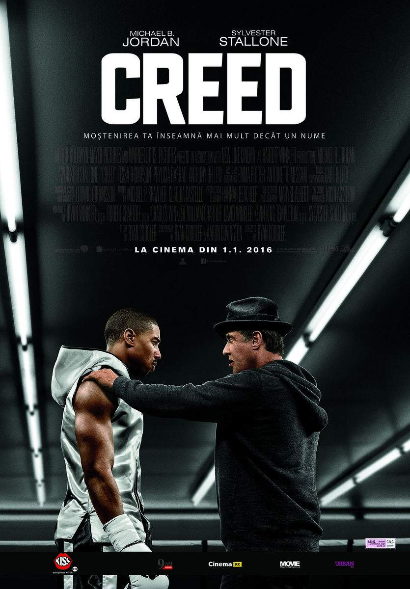 Creed (2015) – Bătaie cu perne