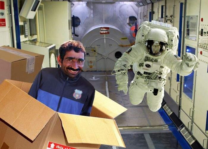 Al doilea român în Cosmos! A ajuns pe Staţia Spaţială Internaţională ascuns într-un container