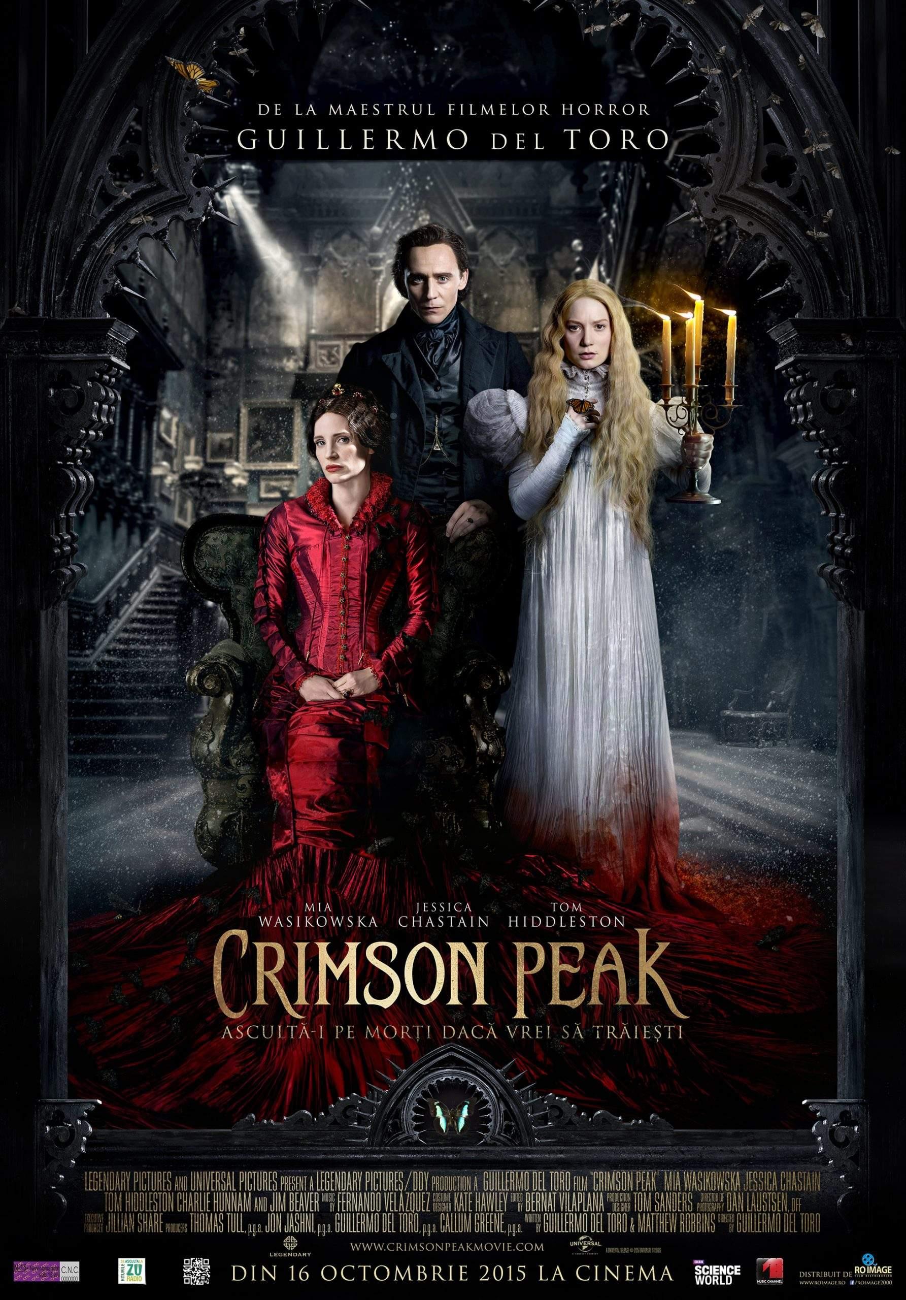 Crimson Peak (2015) – Bântui-m-aș