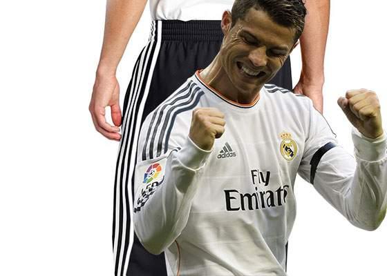 Cristiano Ronaldo vine în România! Va lansa colecția de trening cu 4 dungi pentru cocalarii premium