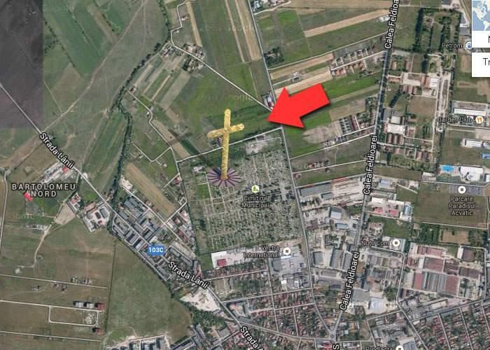 Eleganţă şi discreţie: Florin Cioabă va avea cruce zgârie-nori din aur