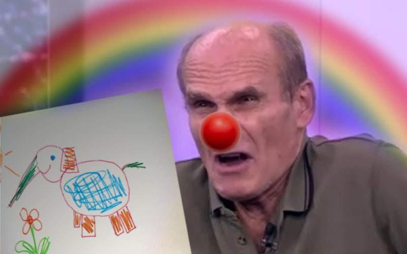 """CTP recidivează! A pronunţat cuvântul """"p*ţă"""" într-o emisiune pentru copii"""