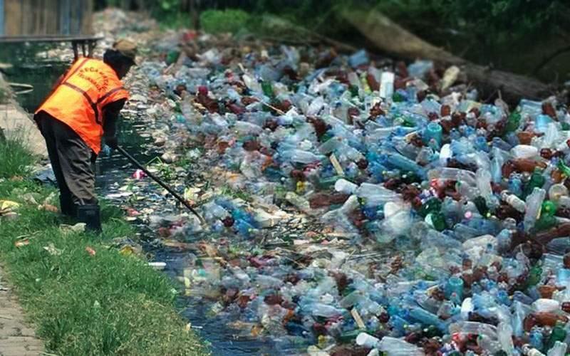 Mobilizare exemplară! Ţăranii au adunat toate PET-uri din râuri, ca să tragă vinul în ele