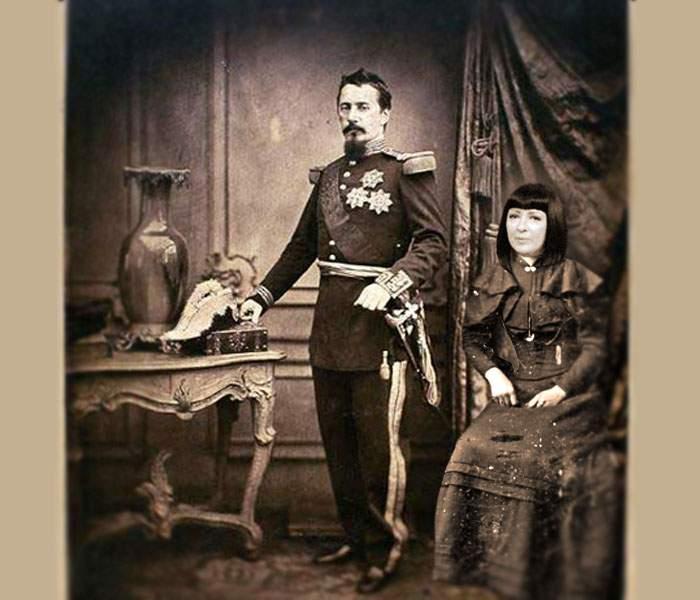 Șocant! O poză din 1859 cu Neti Sandu a fost descoperită de cercetătorii Muzeului de Istorie