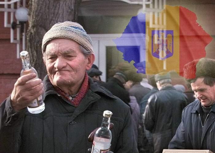 I se spune Cuza! Un beţiv din Vaslui are datorii pe caiet şi în România, şi în Republica Moldova