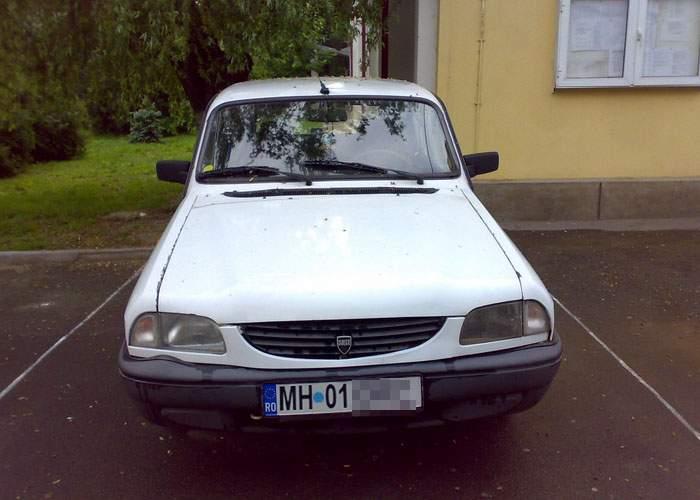 Sărăcie lucie: singura mașină din Mehedinți a fost furată și scoasă în afara județului