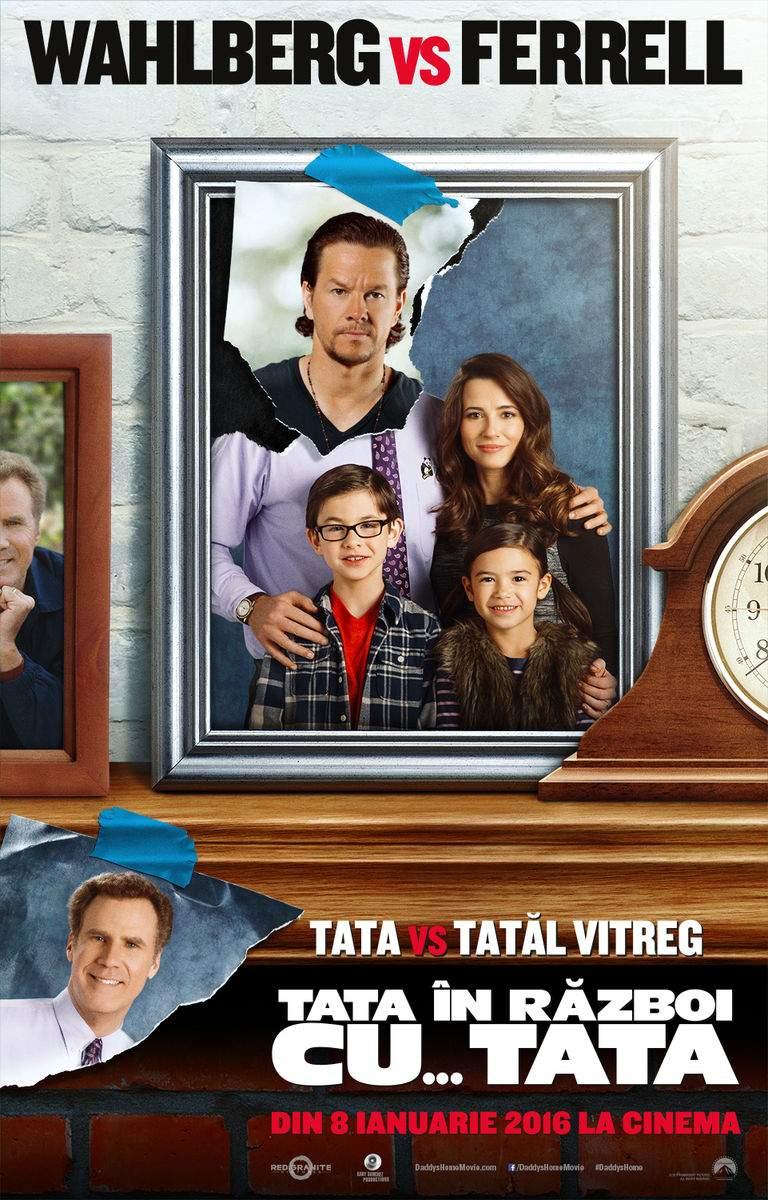 Daddy's Home (2015) – Capul de familie și capul în gură