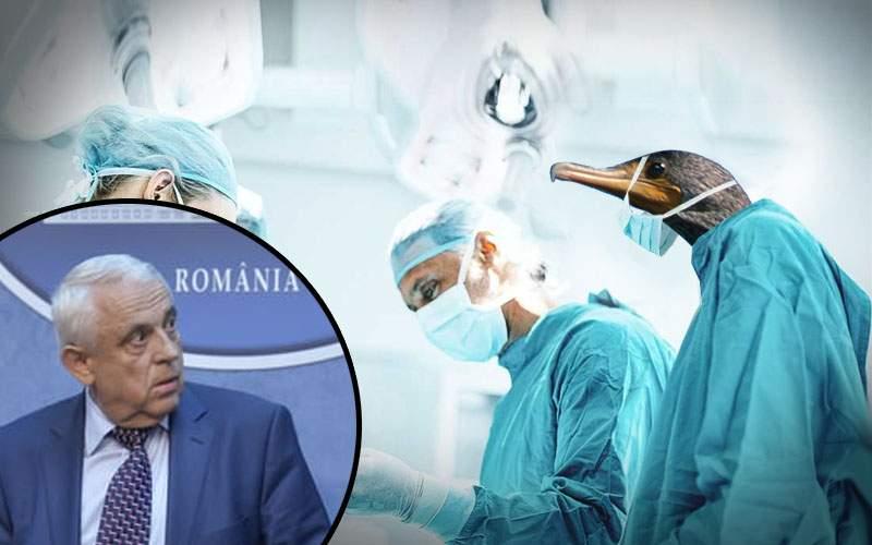 Petre Daea i-a cerut lui Tolontan să verifice câţi cormorani operează la centrul Monza