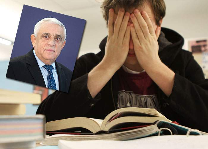 Ghinion maxim! La română oral, unui elev i-a picat să comenteze un text de Petre Daea