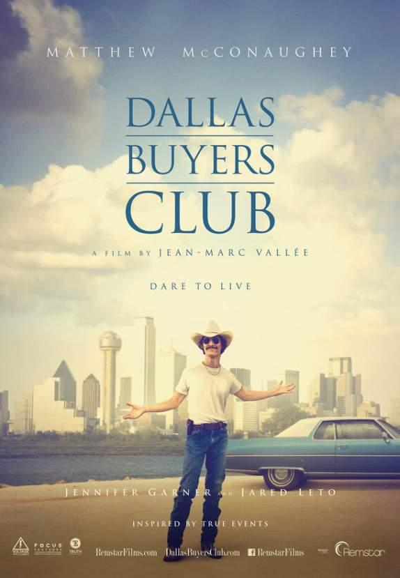 Dallas Buyers Club – Oscar a dat în boală!