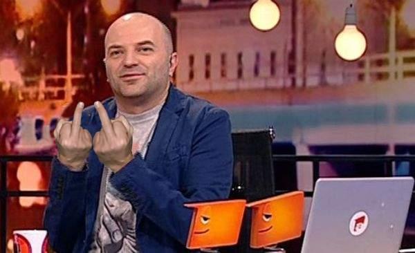 Capatos, nervos că fiul lui Nicolae Guţă a bătut o femeie în club, nu în emisiunea lui