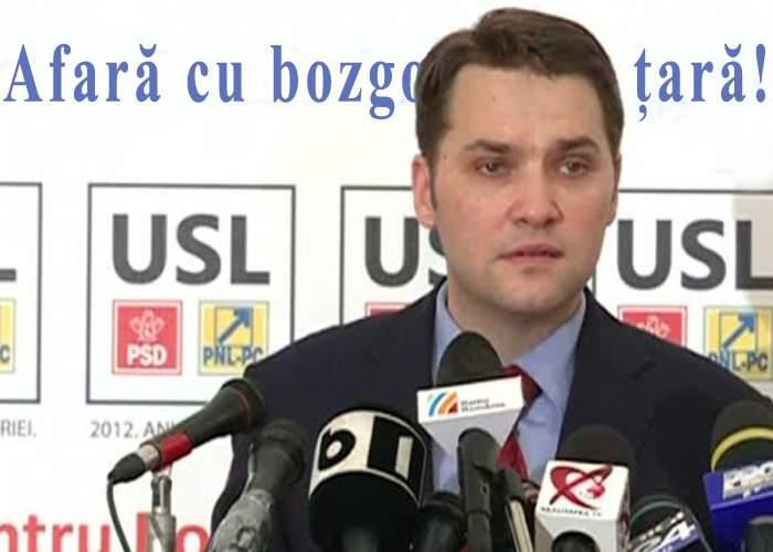 """Dan Şova se disculpă: """"S-a înţeles greşit, eu am ceva cu ungurii şi ţiganii, nu cu evreii"""""""
