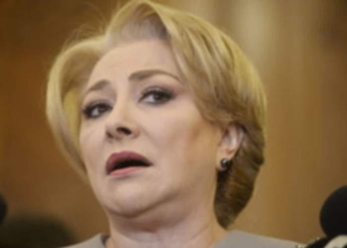 """Viorica Dăncilă îl acuză pe Iohannis că a inventat cuvântul """"gafă"""" ca s-o compromită"""
