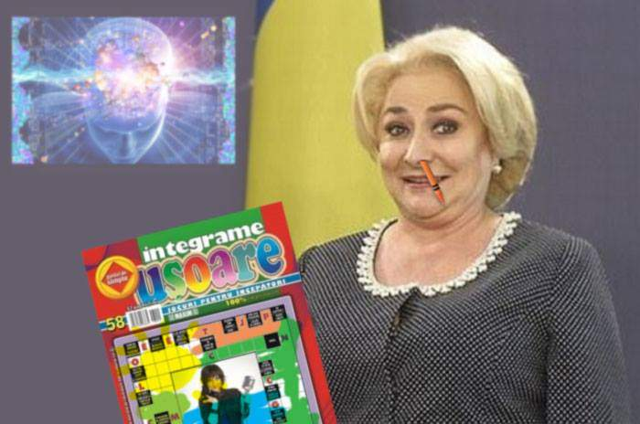 """Dăncilă, prima gafă ca lider PSD: """"Sper că dl Dragnea se simte bine la Prahova"""""""