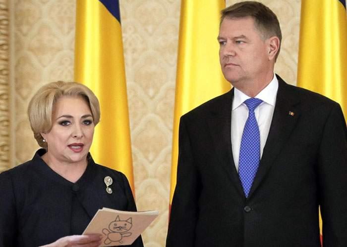 Iohannis, acuzat de şantaj după ce a zis că dacă nu-l votăm pe el, iese Dăncilă