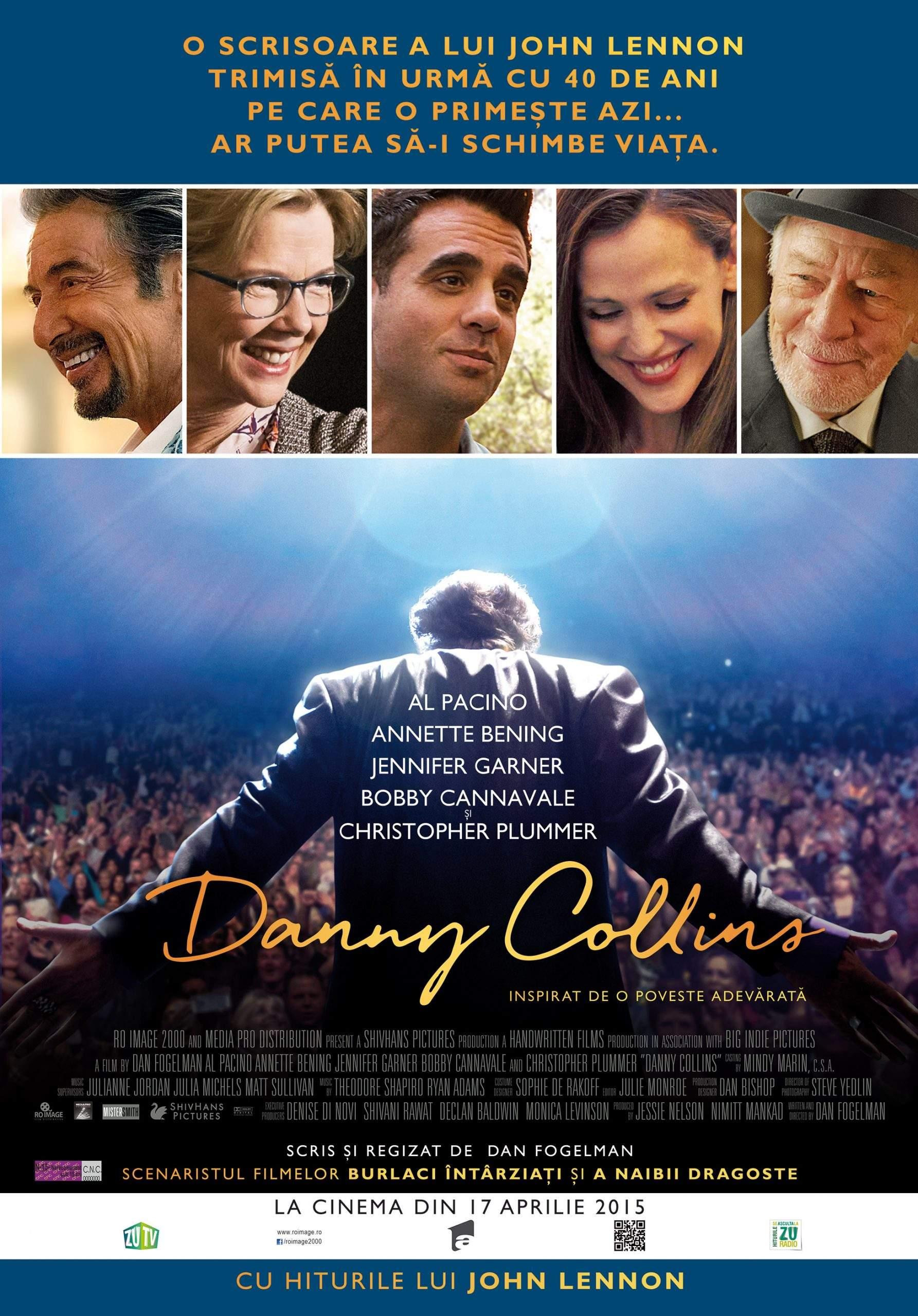 Danny Collins. O scrisoare persecută