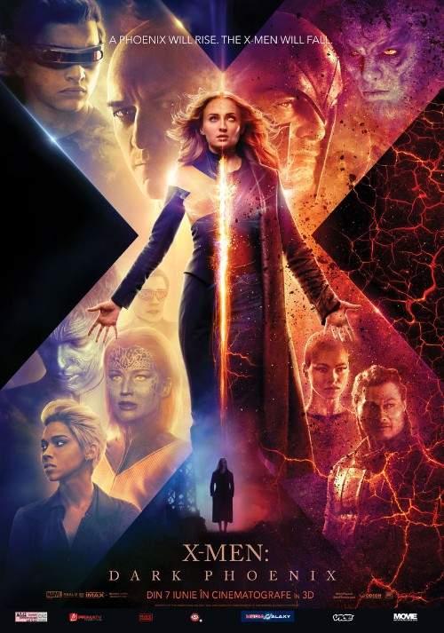 Dark Phoenix (3D) (2019) – E bună de X? Hm. Nici măcar de un XXX