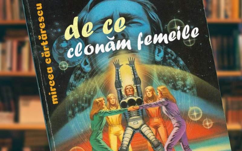 10 cărţi SF româneşti de care sigur n-ai auzit