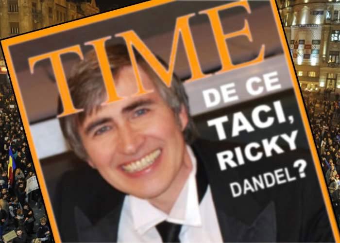 8 zile de proteste şi o mare întrebare: De ce tace Ricky Dandel?