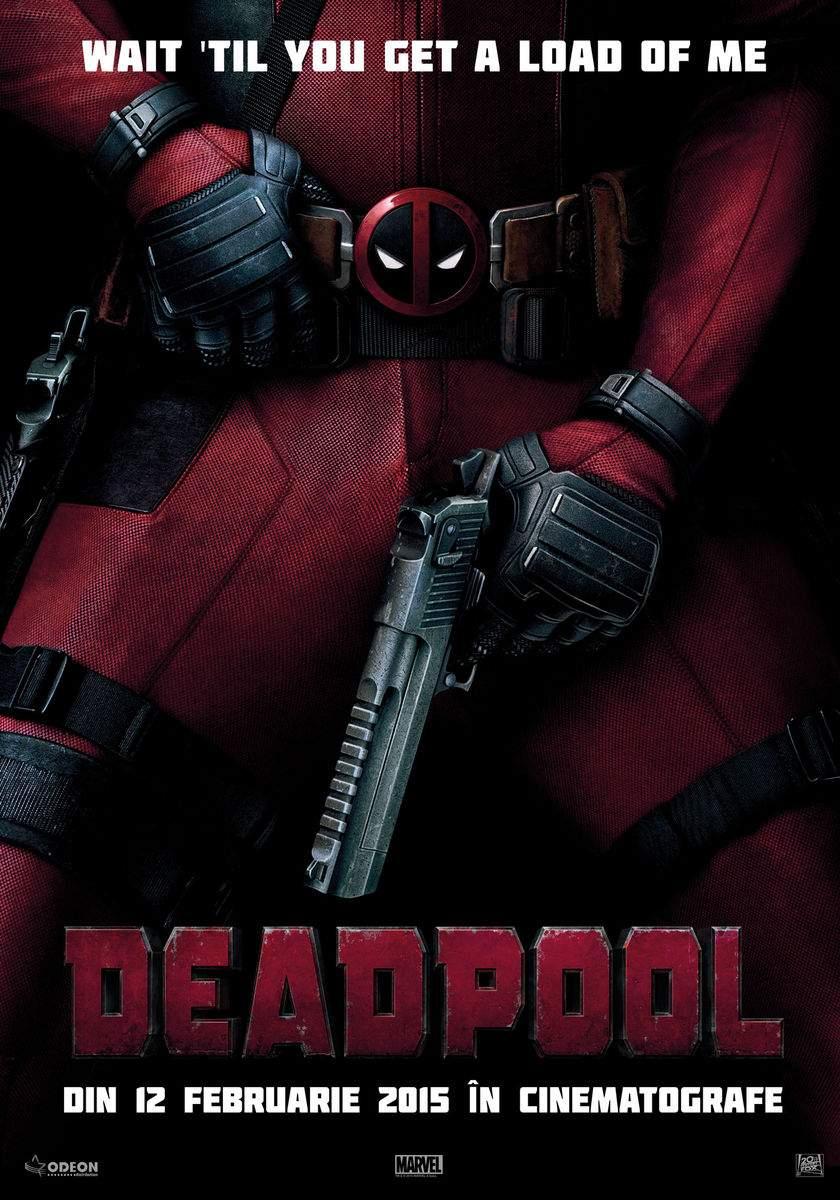 Deadpool (2016) – Gura nu-ți mai tace, Marvel tot îți place