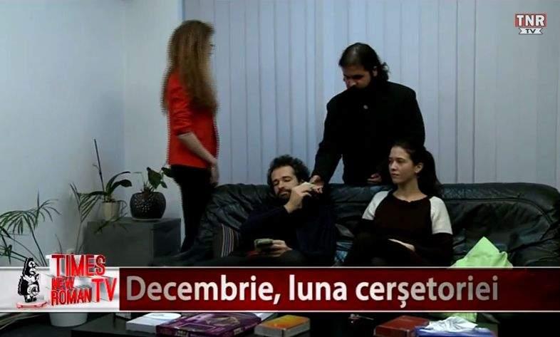 VIDEO! Times New Roman TV, Episodul 9 – Decembrie este luna cerșetoriei, nu luna cadourilor