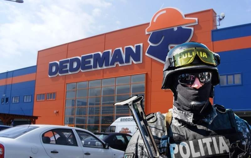 Descindere DIICOT la Dedeman, după ce ce a apărut zvonul că acolo vând cuie la kil