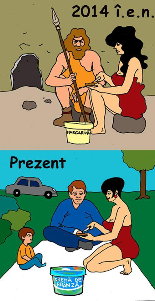 Evoluţia picnicului