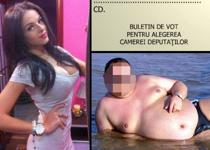 Nepoata lui Pandele, discriminată! În Camera Deputaţilor sunt zeci de bărbaţi cu sâni şi mai mari