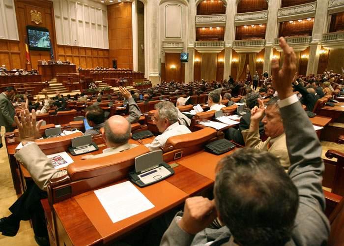 Deputaţii au votat legea care obligă supermarketurile să vândă 50% produse Hexi Pharma