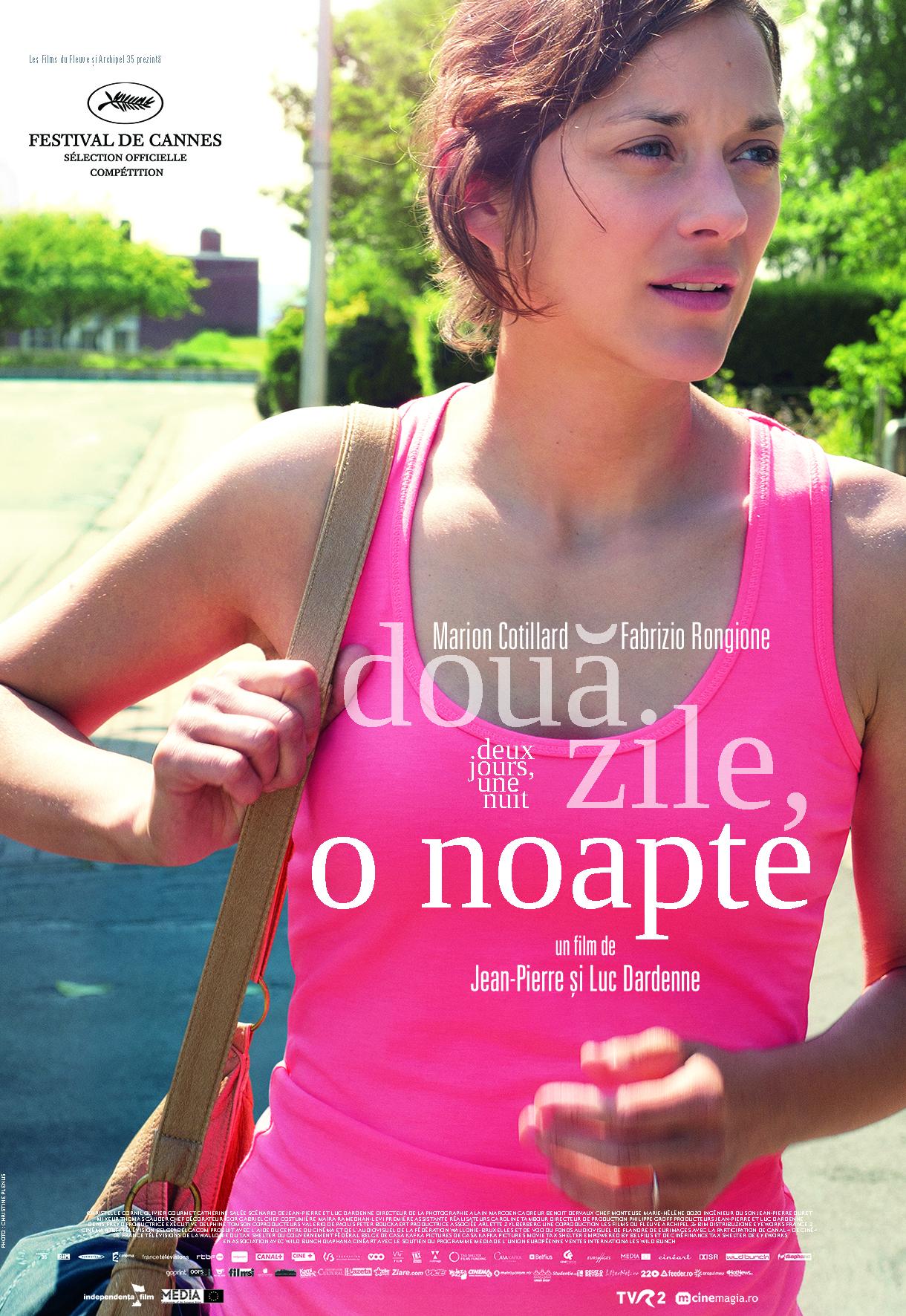 Deux jours, une nuit (2014) – Bate-te cu o mie de euro, dacă poți