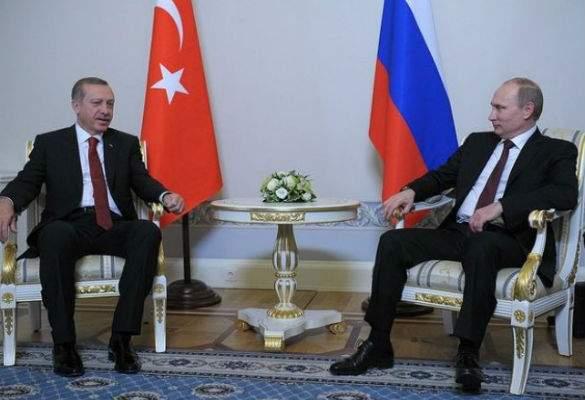 10 lucruri despre întâlnirea dintre dictatorii Putin şi Erdoğan