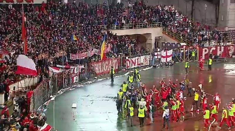După ce Dinamo a bătut FCSB cu 3-1, suporterii steliști se ascund mai ceva ca teroriștii ISIS