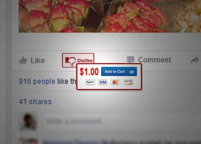 Bucurie prematură! Facebook va introduce butonul de dislike, dar va fi pe bani