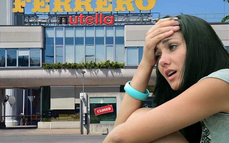 Cea mai mare fabrică de Nutella, închisă până femeile renunţă ori la 1 ori la 8 Martie