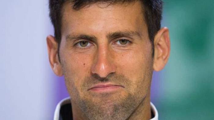 """Djokovic, jignit grav! De când are COVID, i se spune """"Marcel Pavel al tenisului"""""""