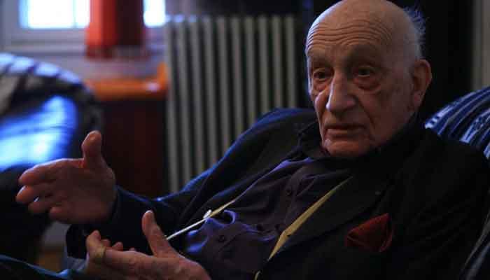 Ne premiem valorile! Neagu Djuvara a primit prestigiosul premiu Radu Beligan pentru bătrâneţe