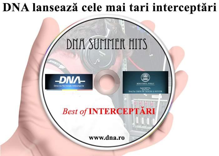 "DNA lansează CD-ul ""Best Of Interceptări"""