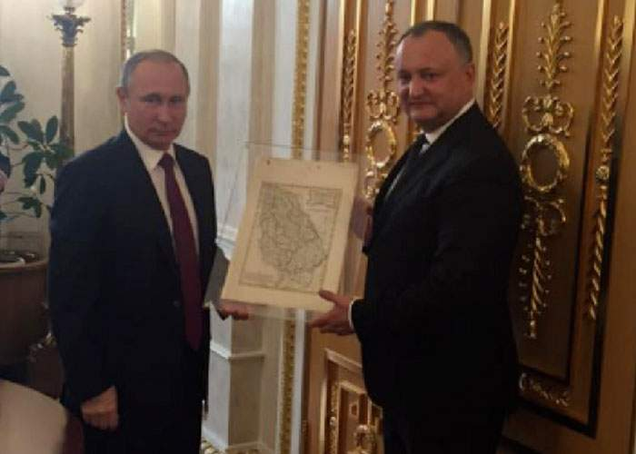 Planurile Moscovei, dejucate de Chișinău! Republica Moldova s-a predat ca să n-o mai invadeze ruşii