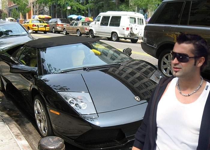 Un fiţos din Dorobanţi şi-a vândut Lamborghini-ul ca să-l cumpere înapoi de două ori mai scump