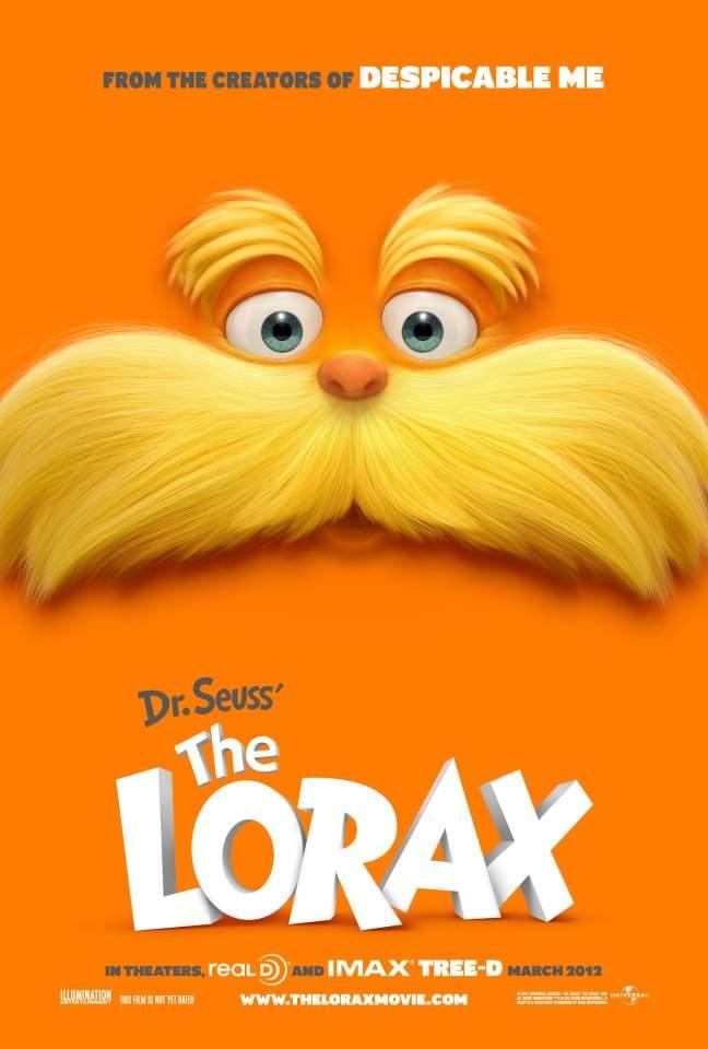 Dr. Seuss' The Lorax – Să-nverzească industriaşii de ciudă!