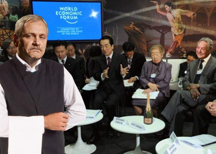 """Delegația română, criticată la Forumul Economic de la Davos: """"Multe pahare au urme de detergent pe ele"""""""