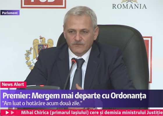 """Conferinţa de presă Dragnea-Grindeanu. Singura parte care n-a fost minciună a fost """"Bună ziua"""""""