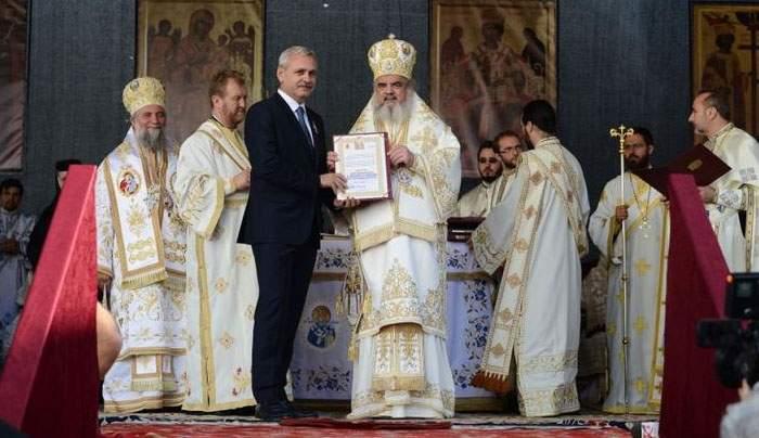 Dragnea nu e singur! Alţi 12 mari români pe care Patriarhul Daniel i-a uns cavaleri