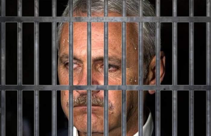 Liviu Dragnea s-a ascuns în închisoarea Rahova, de frica baronilor PSD