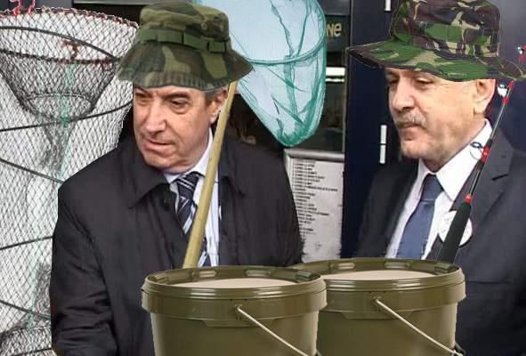 Dragnea și Tăriceanu vor să pescuiască în hazna, că sigur prind un candidat bun pentru funcția de premier
