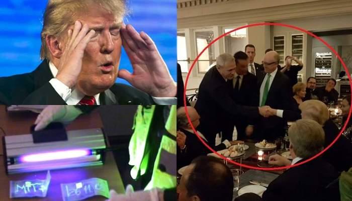"""Trump în vizorul DNA. Pe banii primiţi de la Dragnea pentru poze a scris Codruţa """"Mită"""""""