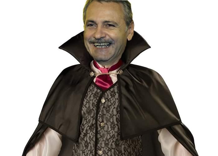 Dracula de Teleorman? Un român locuieşte într-un castel şi noaptea îi pune pe alţii să dea ordonanţe