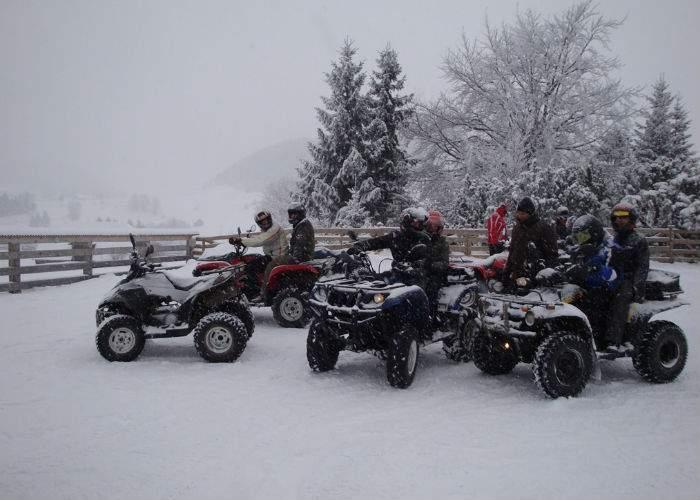 Drumarii anunţă că la prima ninsoare majoră vor pleca într-un teambuilding