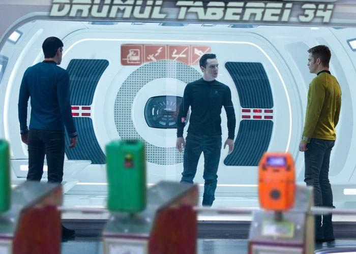 Efecte speciale spectaculoase în noul Star Trek: Bătălii în spaţiu şi metrou în Drumul Taberei